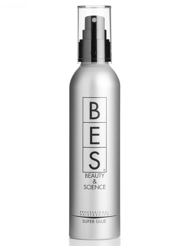 BES Hair Fashion Super Glue - eco lak na vlasy s arganovým olejem 200 ml