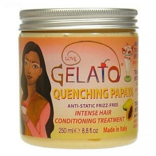 BES Gelato Papaya Treatment Anti-static maska na poškozené vlasy 250ml